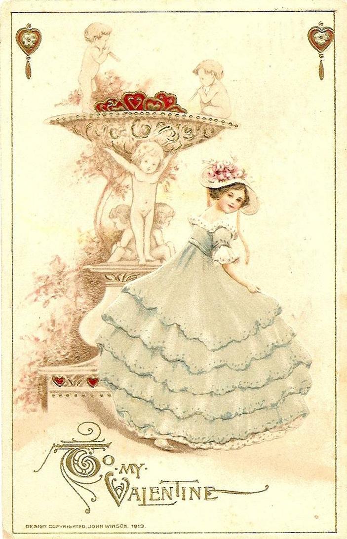 Поздравление в стиле 19 век