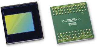 OmniVision launches OV8820, 8MP RAW CMOS image sensor for smartphones