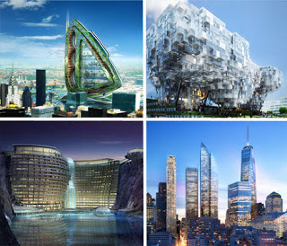 5 Desain Arsitektur Futuristik Terbaik Archblogholic