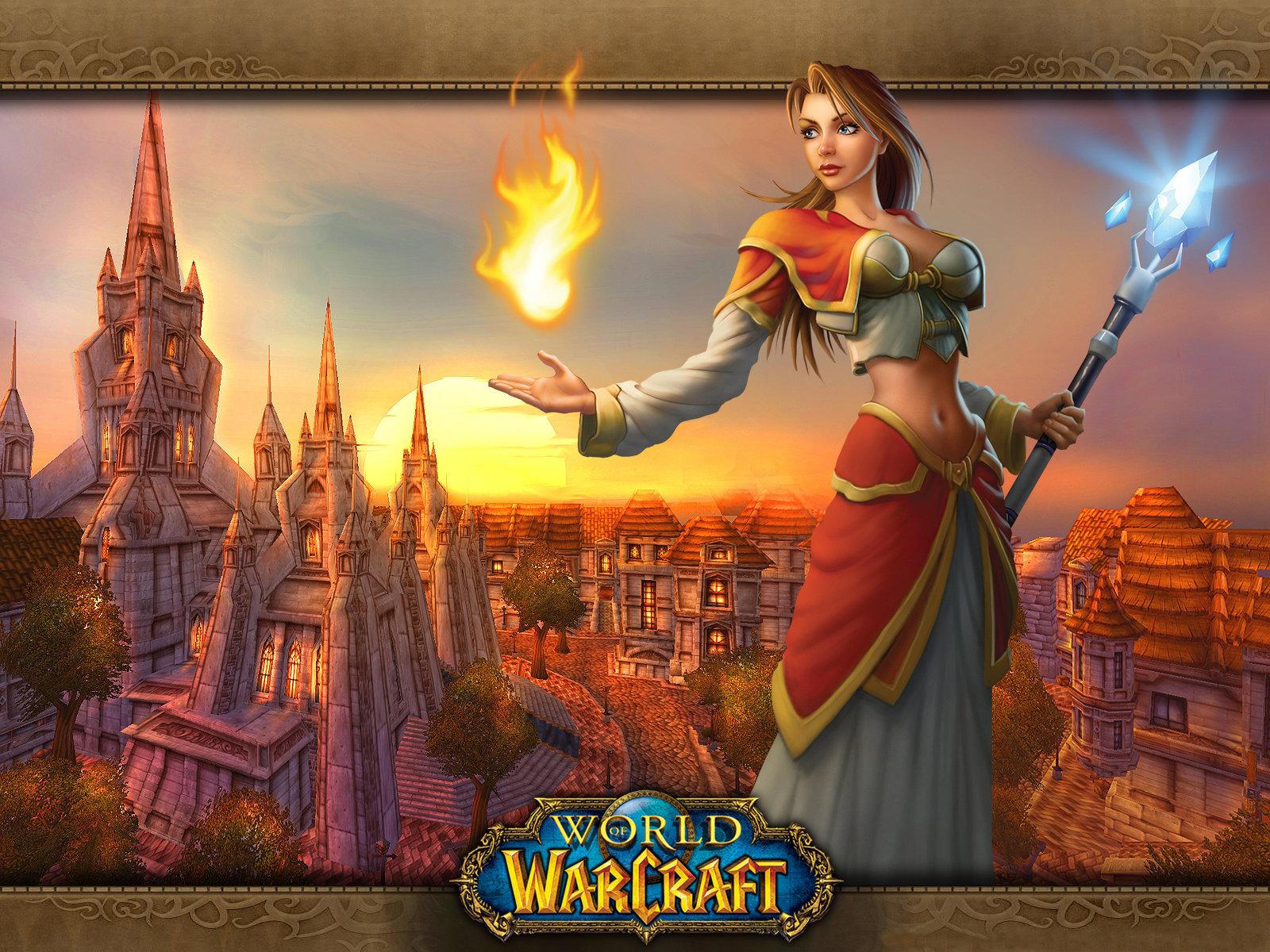 Best Desktop HD Wallpaper - World of Warcraft Wallpapers
