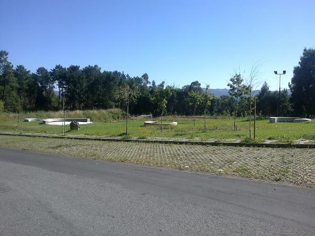 Parque en Argalo noia