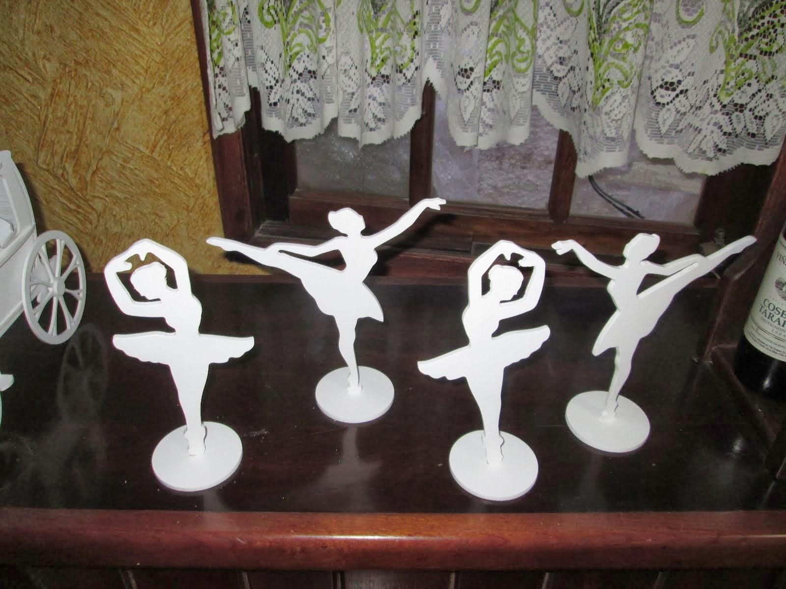 Bailarinas de mesa
