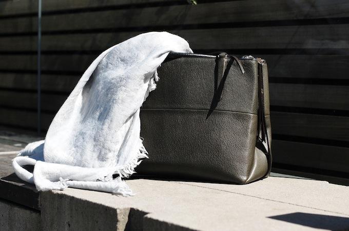 Coach Alpine Moss Borough Bag
