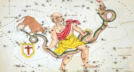 """تعرف على صفات ومميزات برج حامل الثعبان """"ophiuchus"""""""