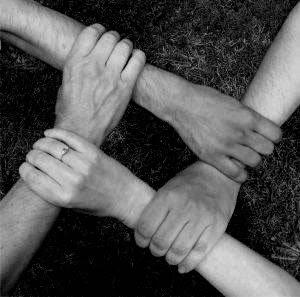 A união dá força!!