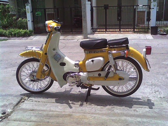 Thaiscooter Yamaha