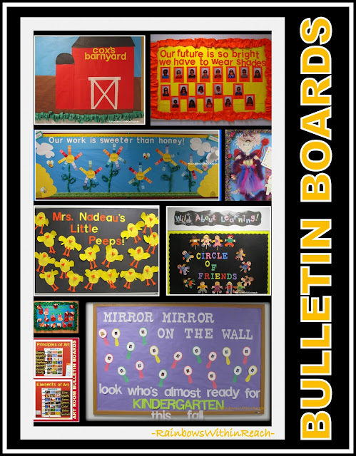 photo of: Bulletin Board RoundUP at RainbowsWithinReach