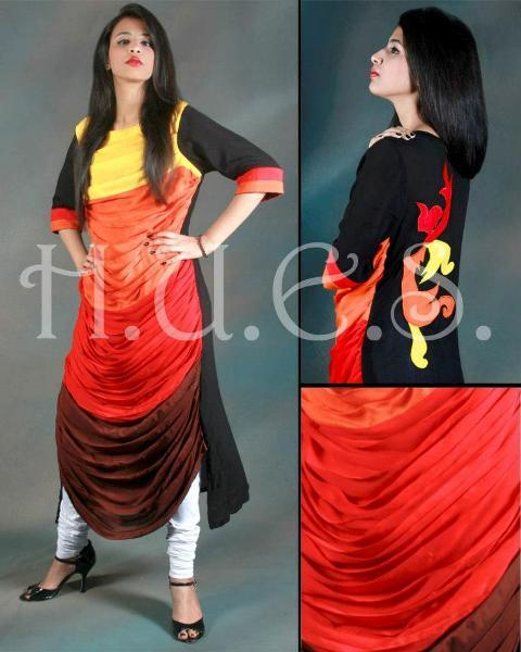 pakistani winter dress