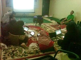 Melek Internet Kelas Google Blogspot