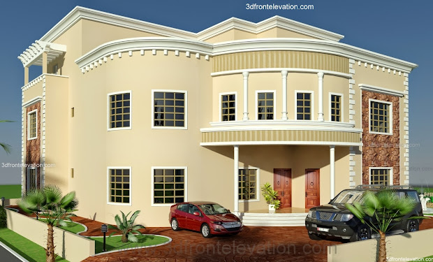 Elevation Design Floor Plan Dubai Houses