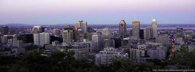 Couverture facebook Canada Montréal
