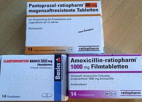 Antibiotik Penghilang Rasa Sakit