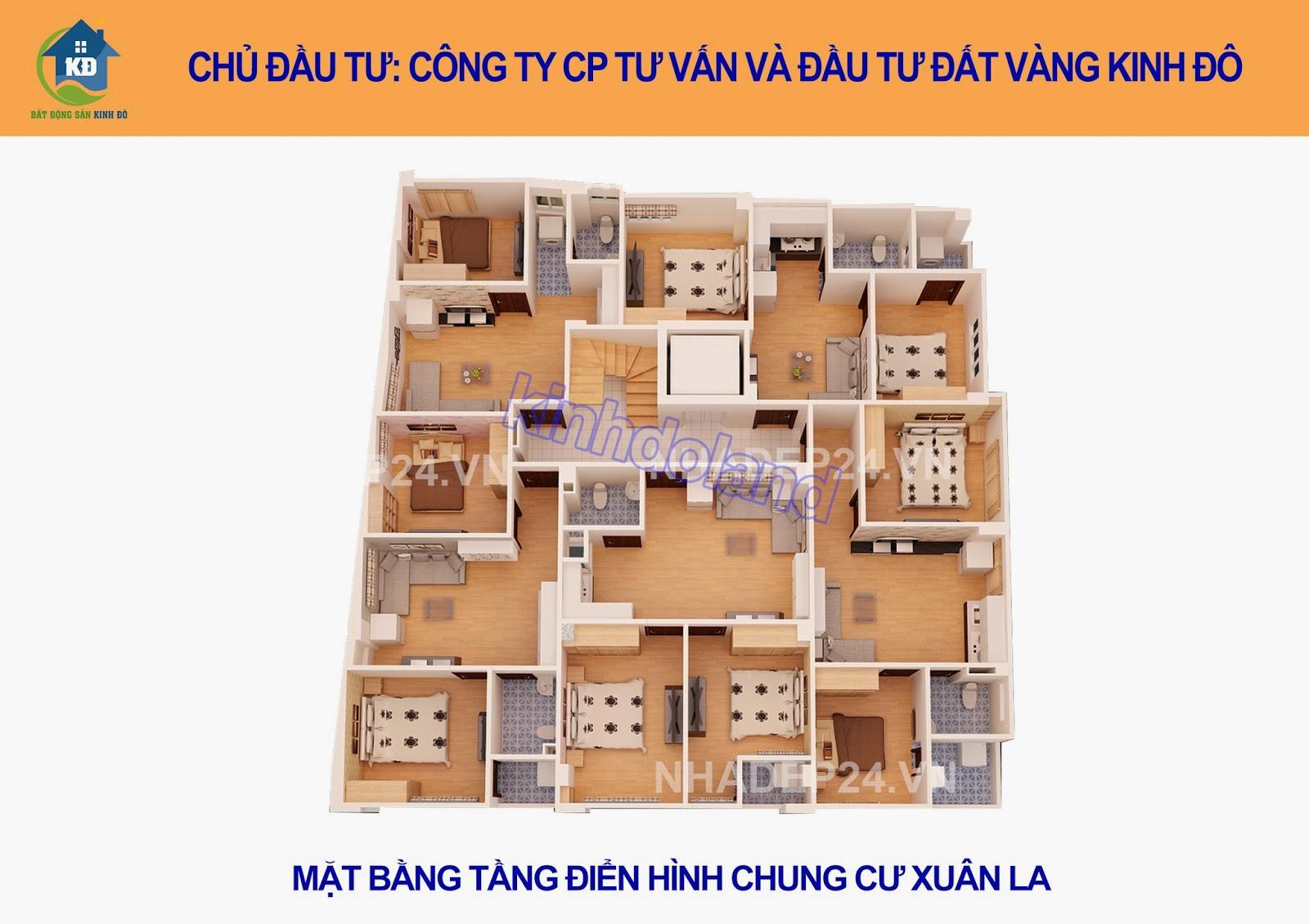 Chung cư Mini Xuân La - Tây Hồ - 0973516903