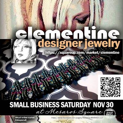 Clementine - Designer Jewelry