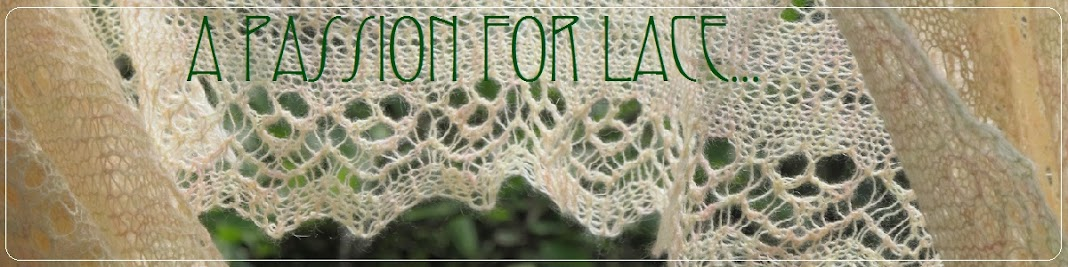 A passion for knitted Lace