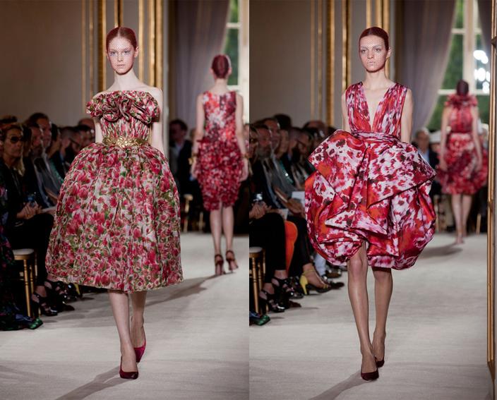 Giambattista Valli Haute Couture 2013