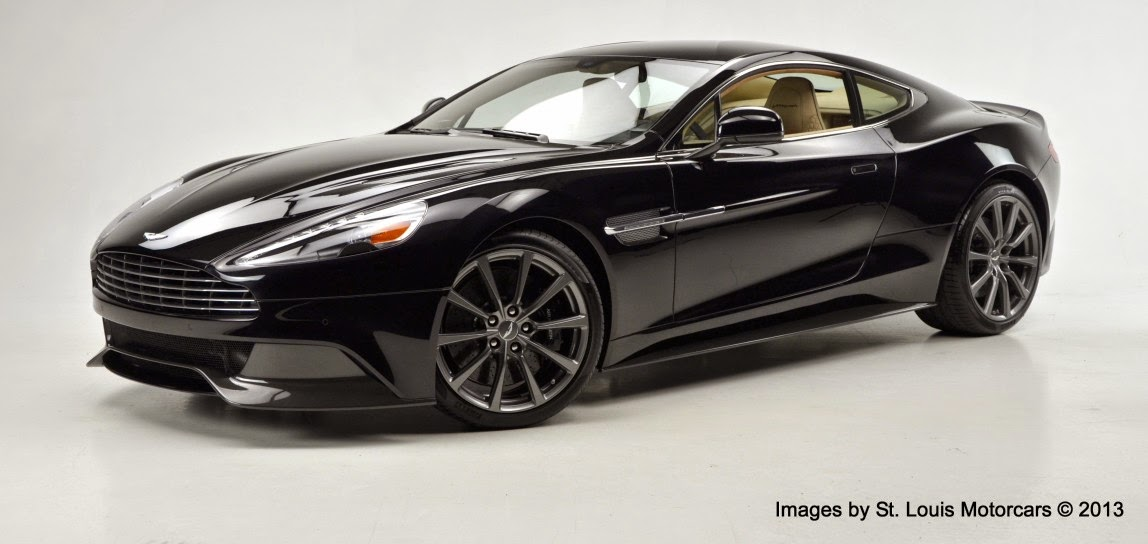 Aston martin db9 coupe black