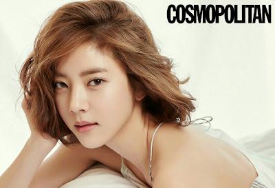 Son Dambi - Cosmopolitan Magazine April Issue 2015