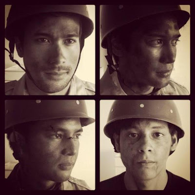 Sam Milby, Jason Abalos, Luis Alandy and Felix Roco in Death March