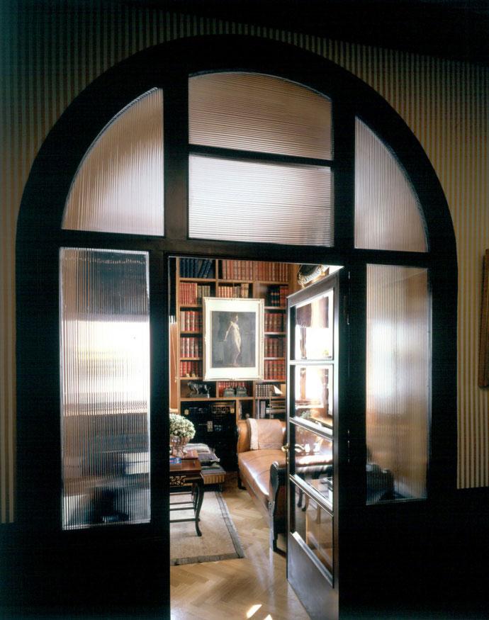 Gianfranco Ferre home at Lgenano & Stresa