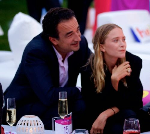 Mary-Kate Olsen and her Olivier Sarkozy ago. Information about when and where the wedding