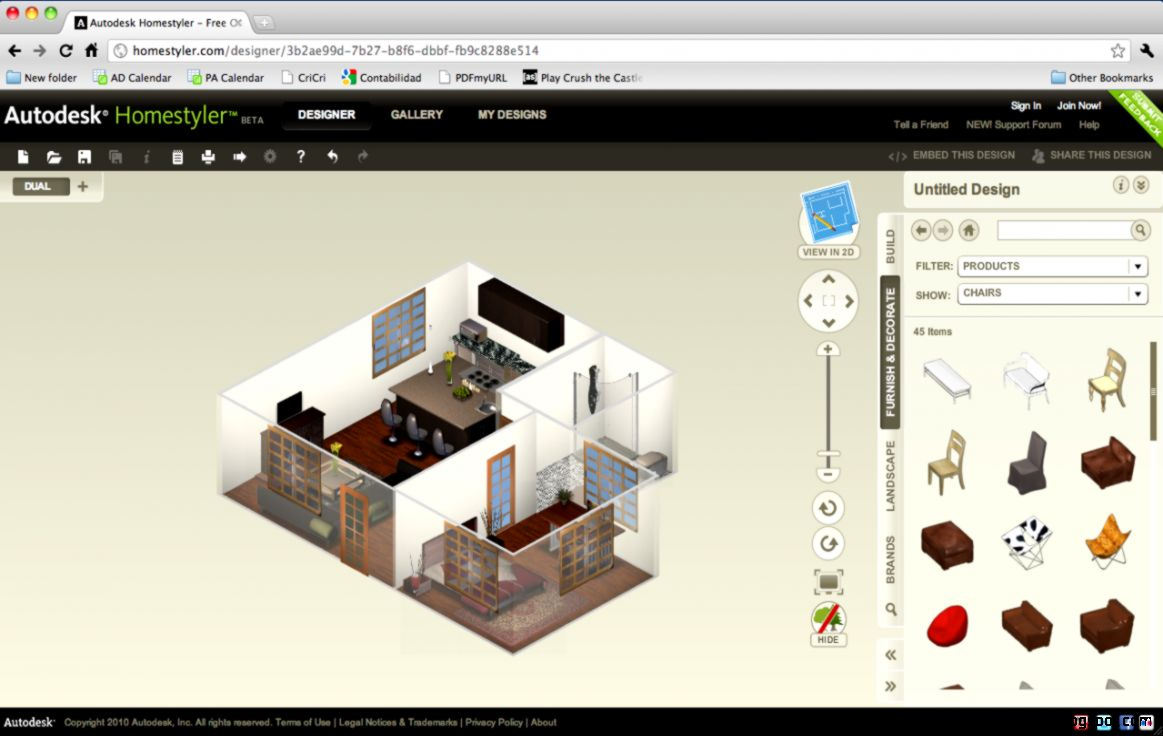 Online Home Design Games