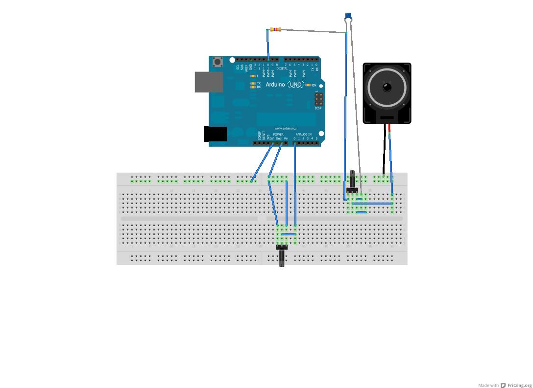 Dubworks simple siren generator for arduino