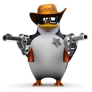 Un pingüino limpia Google ZIRIGOZA.EU   Blog (Cuadrante de reflexión)