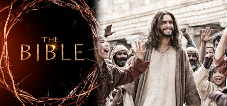 BibleSeries Download The Bible 1ª Temporada AVI + RMVB Legendado