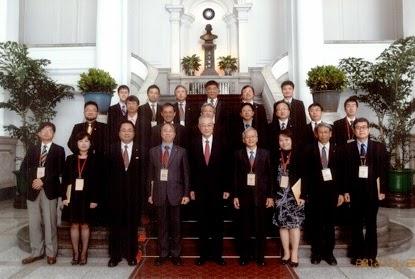 副總統接見台日總幹事