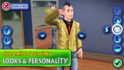 The Sims 3 Apk Image