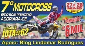 O Motocross está de volta