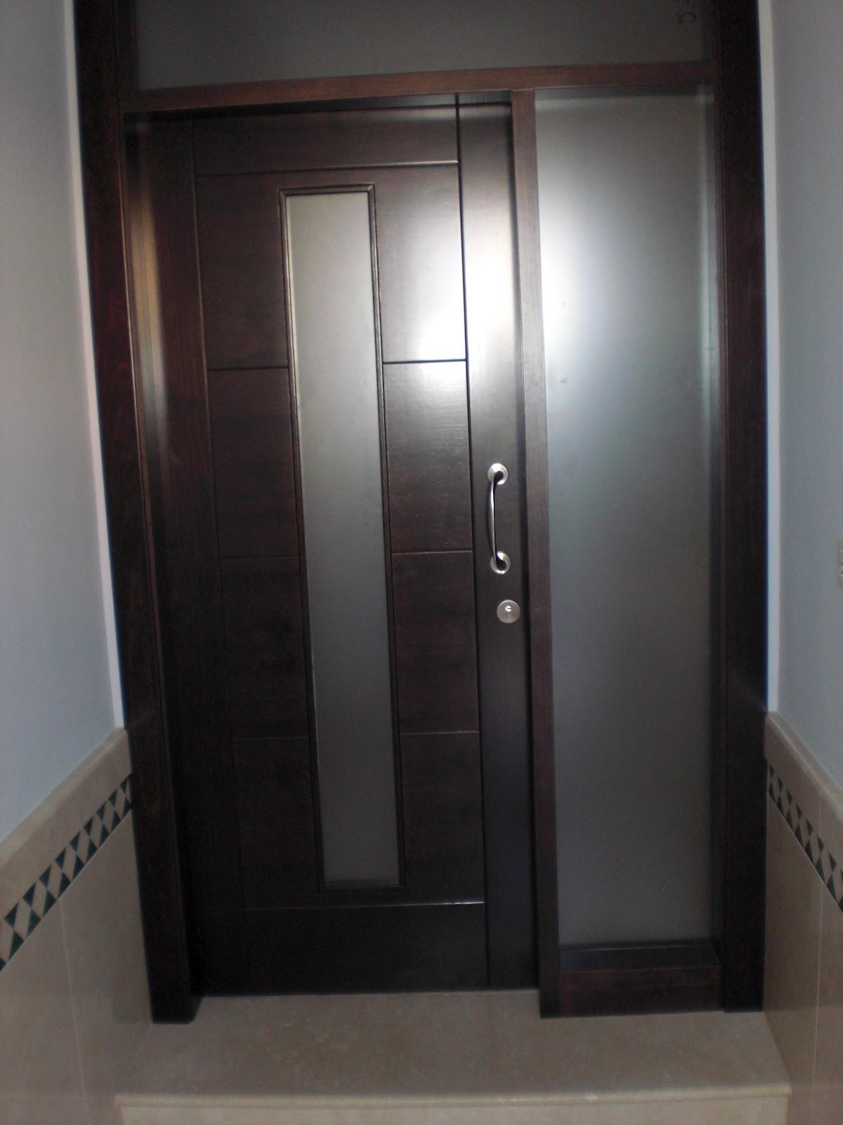 Carpinteria Vela Puertas De Entrada
