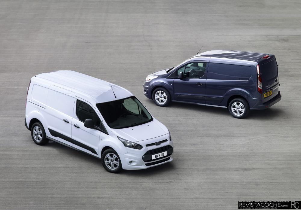 capacidad, los puntos fuertes del nuevo Ford Transit Connect