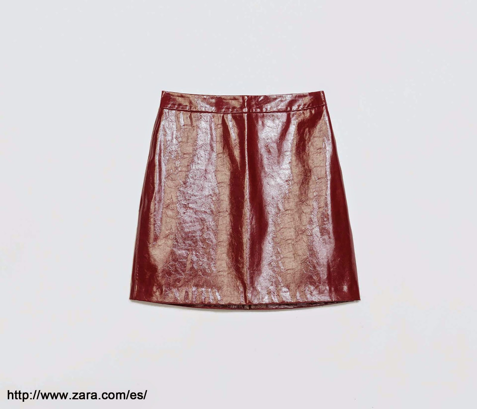 Falda/Skirt: ZARA