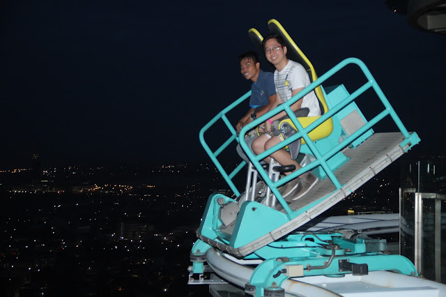 Edge Coster of Sky Experience