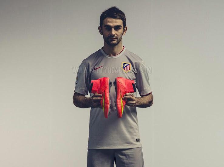 New Atlético Madrid 14-15 Home and Away Kits - Footy Headlines