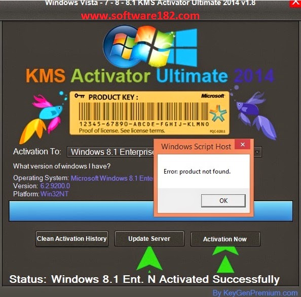 Aktivator Palsu Windows 8.1