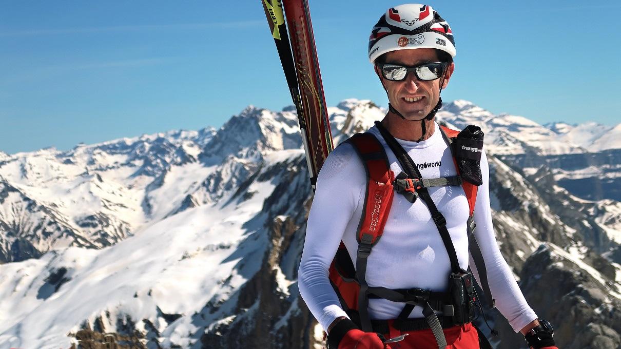 Colores claros para montaña