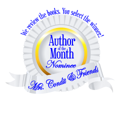 Author of the Month Nominee