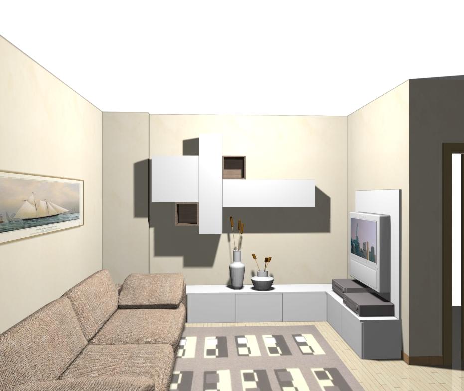 DOMUS ARREDI: Con jesse ... il soggiorno è pratico, funzionale, bello ...