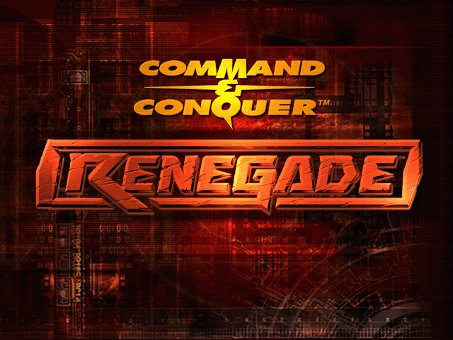 Cheats for command and conquer renegade
