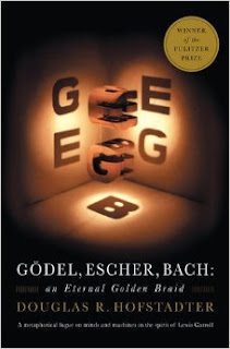 Gödel, Escher, Bach front cover