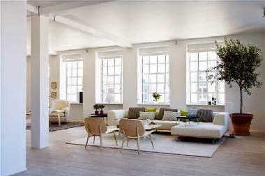 Arquitectura de casas ambiente amplio al estilo loft - Viviendas tipo loft ...