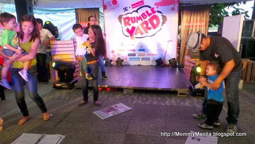 The Rumble Yard: Kids Action-inspired Event at Nuvali, by MommyManila