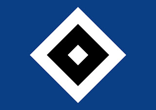 Escudo del Hamburgo, HSV, Hamburger,