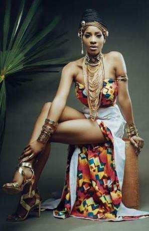 Beverly Ukegbu releases lovely new promo photos  3