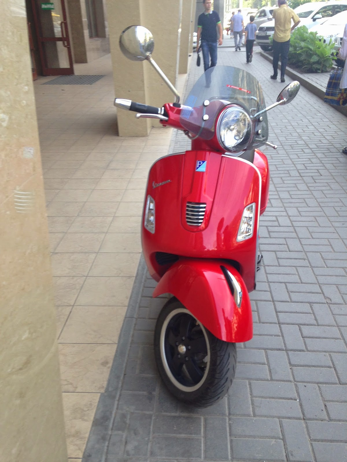 Vespa-Rostov-on-Don
