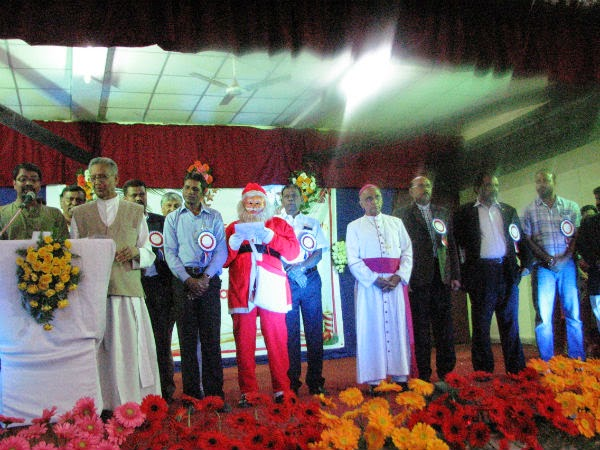 Adventists, Jesuits in India share in ecumenical Christmas celebration