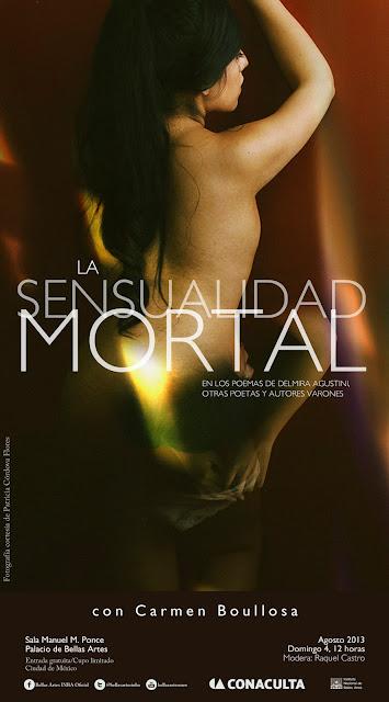 "El ciclo ""La sexualidad femenina en a literatura"" presenta a Carmen Boullosa"